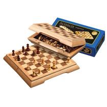 Philos Travel Chess Set magnetic