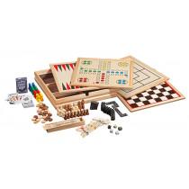Philos Wooden Game Set 10