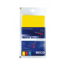 Beco Fitness/Therapy Elastic Rubber Strong 15 x 150 cm - Blue