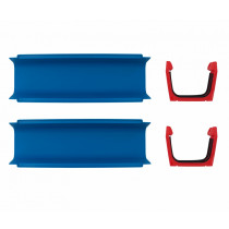 Aquaplay 101 Canal Systems - Straights, Sets Of 2